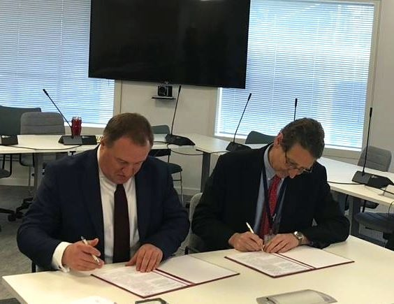 Memorandum signed  on cooperation in the field of GMP inspections between Russia and the UK